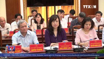 Tăng cường hợp tác toàn diện giữa Hà Nội và Bắc Ninh