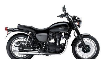 Kawasaki W800 Street: Động cơ 773cc, giá 228,51 triệu