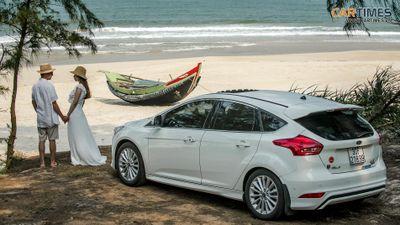 Ford Focus và Hành trình hạnh phúc của cặp vợ chồng trẻ