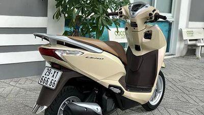 Honda Lead biển 'ngũ quý 6' giá 148 triệu ở Sài Gòn