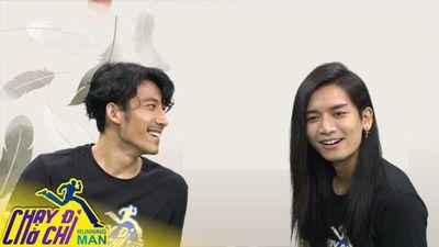 Bị fan ghép đôi trên Chạy đi chờ chi, BB Trần và Liên Bỉnh Phát nhân cơ hội thừa nhận tình cảm