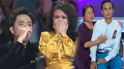 Việt Hương, Trấn Thành khóc với câu chuyện người mang trái tim người khác