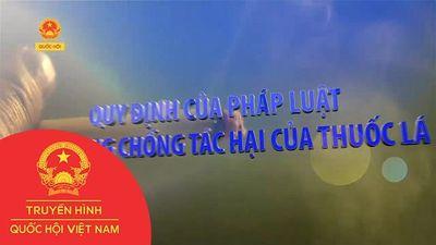 VĂN PHÒNG QUỐC HỘI CHUNG TAY ĐẨY LÙI KHÓI THUỐC