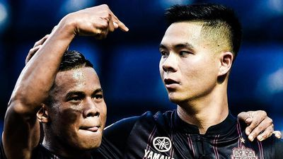 Highlights Thai League: Port FC 1-3 Buriram United