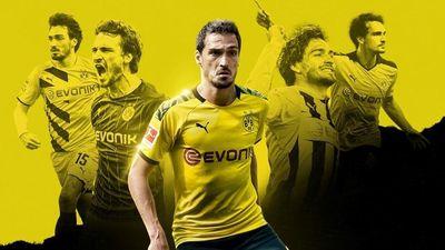 Mats Hummels chia tay Bayern Munich để trở lại khoác áo Dortmund
