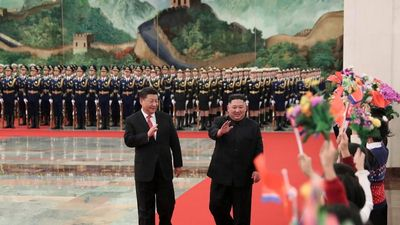 Trung Quốc–Triều Tiên: Mối quan hệ 'môi và răng' bên dòng sông Áp Lục