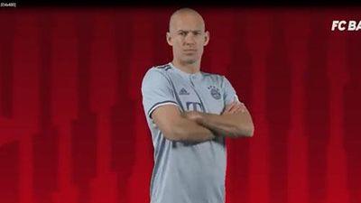 Những 'siêu phẩm' của Arjen Robben trong màu áo Bayern Munchen