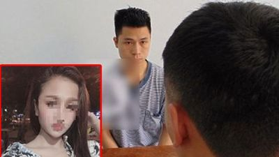 Sốc: Gã thanh niên khai sát hại bạn gái dã man trước ngày đi nước ngoài do bị cằn nhằn 'cơm nước muộn'