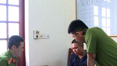 Bắt đối tượng giả danh công an lừa đảo tiền tại Thanh Hóa