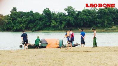 Tìm thấy thi thể cuối cùng trong vụ 3 học sinh đuối nước