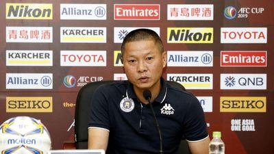 HLV Chu Đình Nghiêm: 'Hà Nội quyết thắng đội bóng Philippines để vào chung kết AFC Cup 2019'