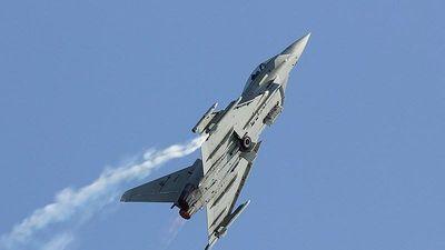 Hai tiêm kích Eurofighter Typhoon của Đức va chạm, một phi công thiệt mạng