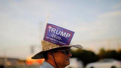 Tổng thống Trump được ủng hộ 'cuồng nhiệt' tại bang chiến địa Florida