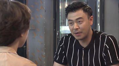 Về nhà đi con tập 51 VTV giải trí: Dương mặc váy, tô son đi tỏ tình với bố Bảo