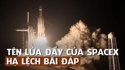 SpaceX thực hiện thành công 'lần phóng tên lửa khó khăn nhất'