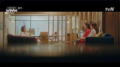Phim 'Search WWW' tập 7: Trận chiến của nữ quyền, Im Soo Jung đối đầu căng thẳng với Jun Hye Jin để tranh giành Lee Da Hee