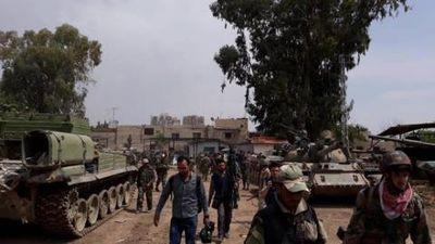 Nga dội bão lửa Idlib, SAA sẵn sàng quyết chiến Kafr Naboudeh