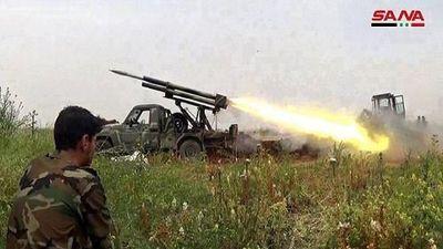 Syria điều tiếp viện hùng hậu tới Đông Homs, quyết 'báo thù' IS