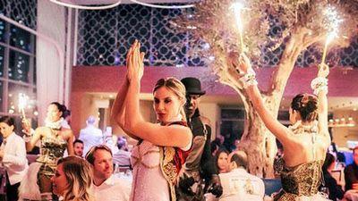 CLIP: Nhà hàng hé lộ sự xa xỉ của dân chơi Dubai
