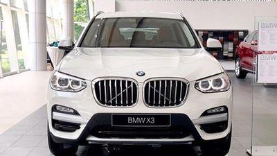 Chi tiết BMW X3 2019 mới từ 2,5 tỷ tại Việt Nam