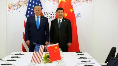 Tổng thống Trump nói quan hệ với Chủ tịch Trung Quốc không được tốt