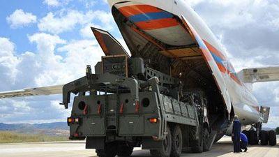 Nga muốn khẳng định tầm ảnh hưởng ở Trung Đông khi bán S-400 cho Thổ Nhĩ Kỳ