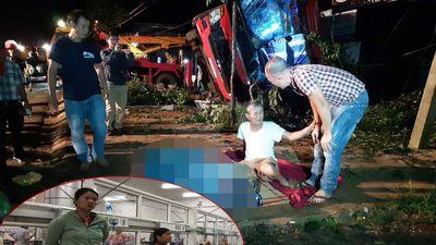Xe khách tông xe tải trong đêm, nhiều hành khách thương vong: Sức khỏe các nạn nhân giờ ra sao?