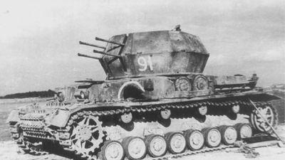 Kinh hãi cách quân Đức làm nên sức mạnh tuyệt đối của Panzer IV