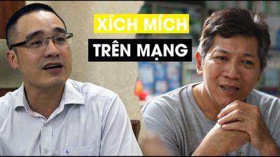 Trước ngày ẩu đả, 2 võ sư Khánh, Kiệt xích mích gì trên mạng xã hội?