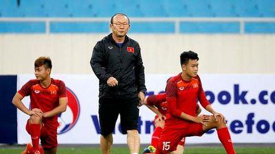 Tuyển Việt Nam đặt mục tiêu gì cho vòng loại World Cup 2022?