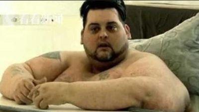 Từng vô địch cuộc thi giảm cân, người đàn ông qua đời vì quá béo