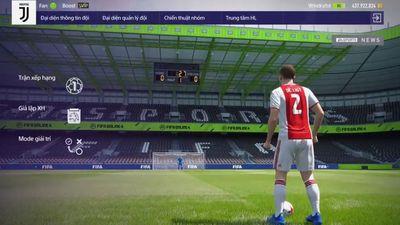 De Ligt là sự lựa chọn tuyệt vời trong FIFA Online 4