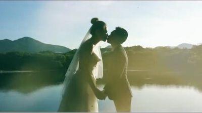 Cường Đô la khoe clip cưới như MV thời trang: 'Hành trình của chúng ta chỉ mới bắt đầu'