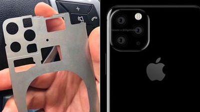 Apple được lợi trăm bề từ những người làm lộ thiết kế iPhone mới