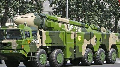 NHK: Trung Quốc bắn tên lửa chống hạm mới ra Biển Đông