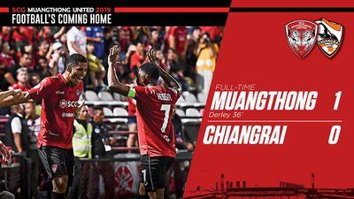 Muangthong 1-0 Chiangrai: Văn Lâm trổ tài trước tân HLV ĐT Thái Lan