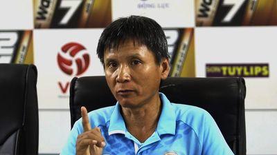 'Tại V.League, chỉ có Khánh Hòa không xin điểm bất cứ ai'