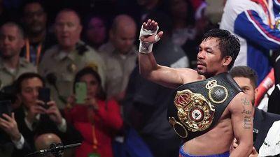 Manny Pacquiao: Vô địch thế giới lần thứ 13 khi đã 40 tuổi, không 'tuyệt tích giang hồ'