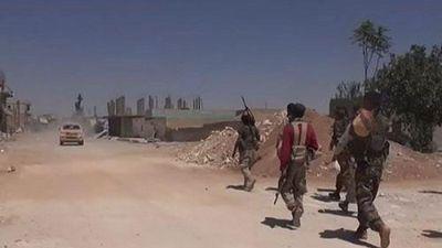 Thêm một 'Bộ trưởng IS' chết thảm ở Deir Ezzor