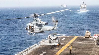 Thủy thủ tàu USS Boxer kể về khoảnh khắc gay cấn trên Eo biển Hormuz