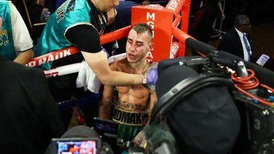 Khoảnh khắc cuối đời của võ sĩ bị đấm chấn thương sọ não
