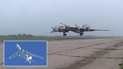 Máy bay ném bom Nga – Trung lần đầu tuần tra chung ở châu Á – Thái Bình Dương