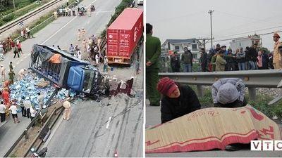 Nhìn lại những vụ tai nạn thảm khốc trên 'con đường chết chóc kinh hoàng' Quốc lộ 5