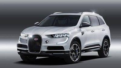 Sau Lamborghini, Bugatti chuẩn bị ra mắt siêu phẩm SUV