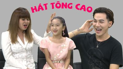 Thầy trò Lưu Thiên Hương - Ali Hoàng Dương – Kiều Minh Tâm hát ' Cánh chim lạc' tông cao vút trời