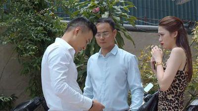 Hoa hồng trên ngực trái tập 5: Bảo 'mọc sừng', Khuê phát hoảng biết Thái và Trà đi công tác với nhau