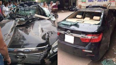 Những trường hợp ô tô đâm đụng nhưng túi khí không bung