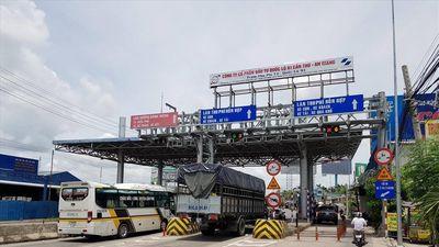 Bộ Giao thông Vận tải đề xuất trả lại tên 'trạm thu phí'