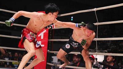 Nhà vô địch 2 giải MMA bị hạ trong hơn 1 phút