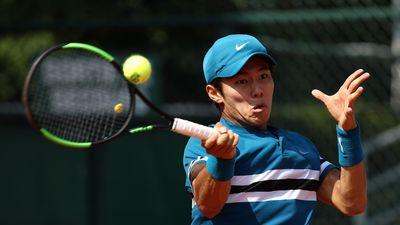 Lee Duck-hee: Tay vợt bị điếc đầu tiên giành được 1 trận thắng ở ATP Tour